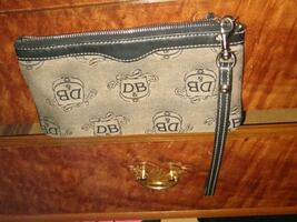 Dooney and Bourke wallet/coin purse