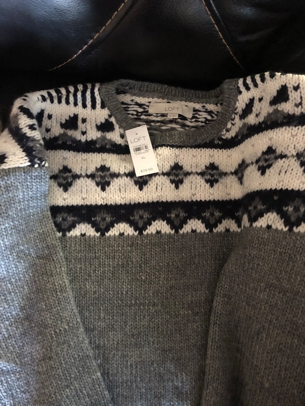 Loft Ann Taylor Xl New Womans Sweaters 25 Each Usagé à Vendre à