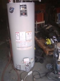 white and gray water heater 2280 mi