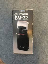 Hitachi Shaver Battery Operated Never Used 543 km