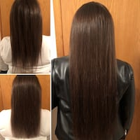 Microbeads weft HairExtension  Montreal