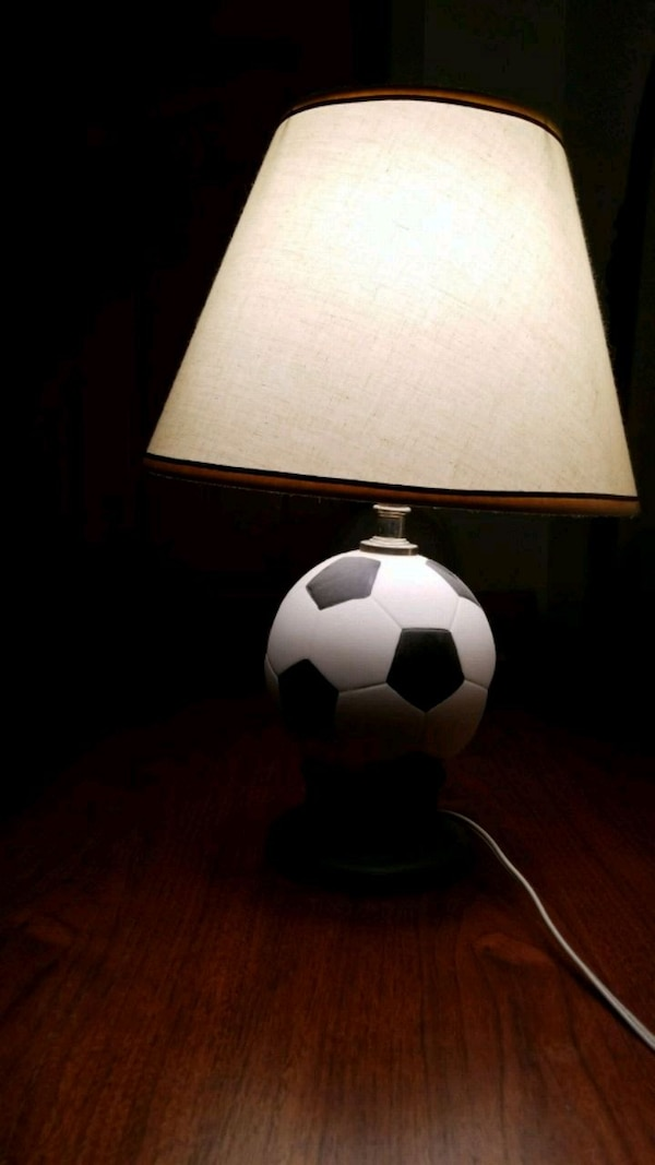Used Soccer Ball Lamp For Sale In Roxbury Township Letgo