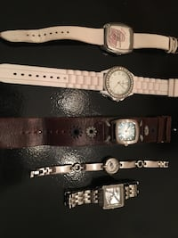 five analog watches Kissimmee, 34744