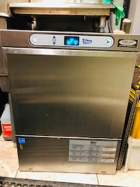 Commercial Stereo Dishwasher