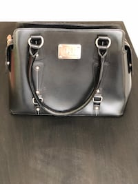Authentic Guy Laroche blank leather handbag Bukit Panjang