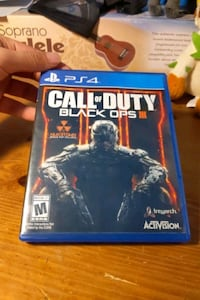 Black ops 3 on ps4