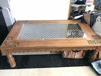 Heavy Iron antique coffee table Laguna Niguel, 92677