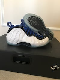 Shooting Stars Foamposite Size 8.5 College Park