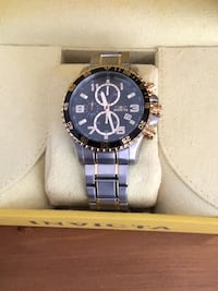 Men's invicta watch negotiable Oakville, L6L 0Z3