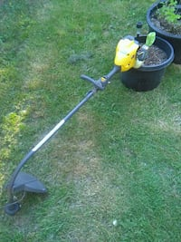 black and yellow string trimmer Surrey, V3S 2N5