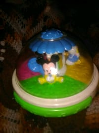 VTG Roly Poly Baby Mickey & Minnie Mouse, & Donald Denver, 80210