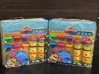 Playdoh bath soap mouldable