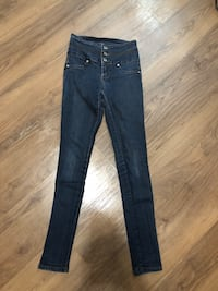 Blue denim straight cut jeans Arlington