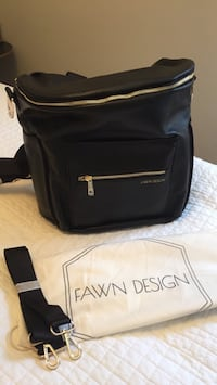 Fawn Design Backpack Diaper Bag *brand new* Toronto, M6S 2M9