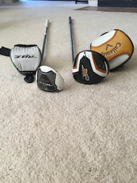 Golf Clubs - used but awesome!  Oceanside, 92056