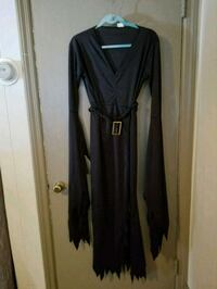 Halloween woman size large sexy witch costume