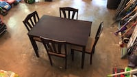 Table & Chairs Stafford, 22554