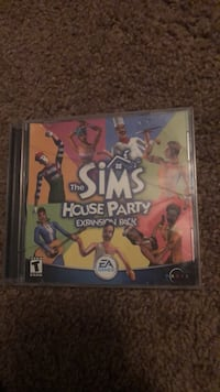 The Sims House Party!!