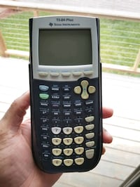 TI 84 Plus Graphing Calculator (Texas Instruments) Alexandria, 22303