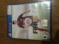 EA Sports Fifa 16 PS4 game case