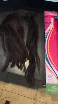 Hair extensions  Newmarket, L3Y 7C1