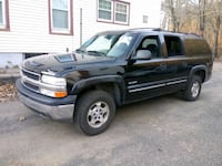 2000 Chevrolet Suburban 4WD 1500 Series New Haven