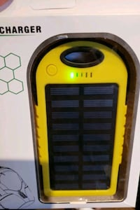 SOLAR CHARGER  Weston, 06883