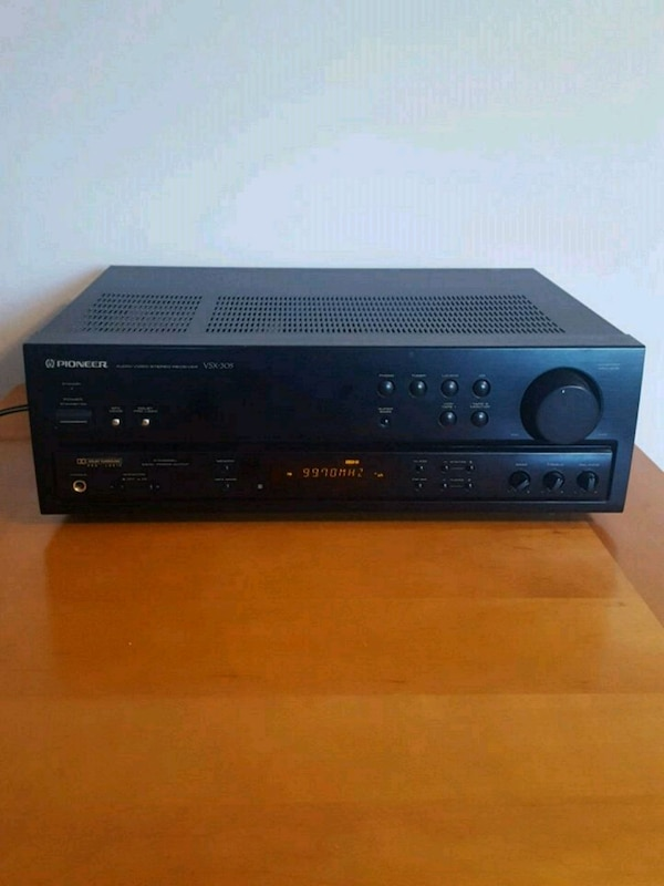 Used Vintage Pioneer VAX 305 receiver for sale in Ocean County