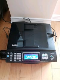 Printer brother with new INK