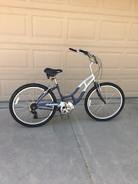 """Schwinn Cruiser 26"""" 7 Speed Jaguar Bicycle. In good condition, tires have almost no wear! Asking $90"""