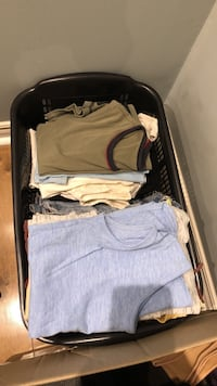 Assorted clothes, small size  Mississauga, L5J 4J9