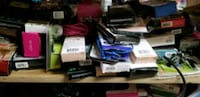 Cell phone cases and cables, new Ridgeway, 24148