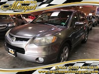 2008 ACURA RDX TECHNOLOGY PATERSON
