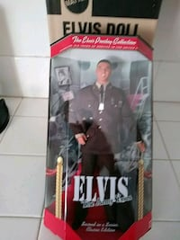 Elvis Army Beaumont