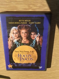 Hocus Pocus DVD Watertown, 53094