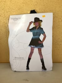 Cowgirl costume with rhinestones Whittier, 90605