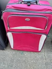Large rolling and handle luggage