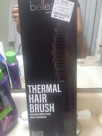 Thermal hair brush 55 km