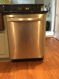 Whirlpool W10 Gold Series Stainless Steel Dishwasher