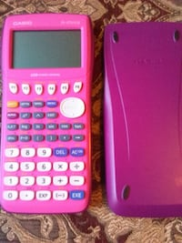 pink Casio graphic calculator Minneapolis, 55443