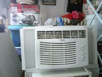 white Haier window type air conditioner Rochester, 03867