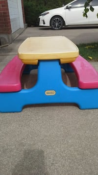 Plastic Bench for kids Thorold, L2V 4W7