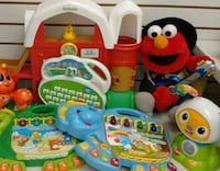 (29A) Variety of toys Toronto
