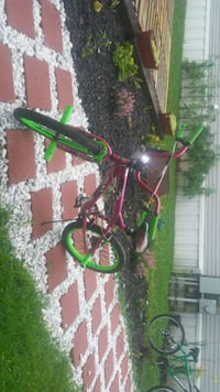 red and green BMX bike Chillicothe, 45601