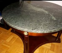 Bombay Company coffee table. Marble  Brampton, L6T 4E8