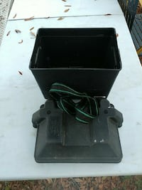 Battery box, never used