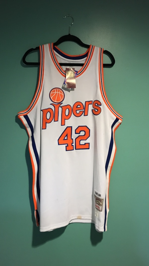 44017383a38 Used Basketball jersey Mitchell   Ness for sale in New York - letgo