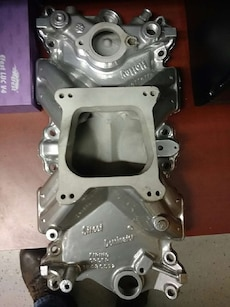 gray Street Dominator engine part