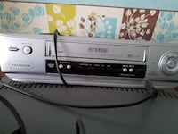argent Samsung VHS Player