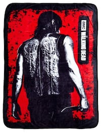 new in package walking dead blanket Scarborough, Toronto, ON, Canada